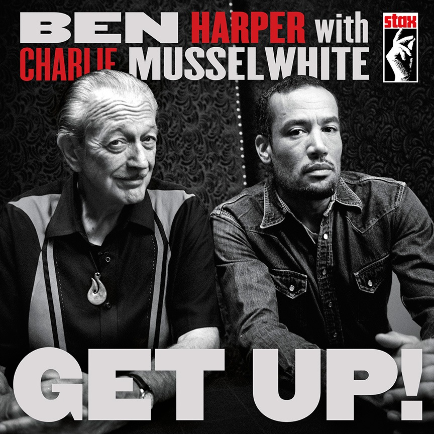 Ben Harper's New Album: Get Up!